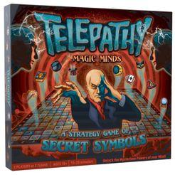 Telepathy: Magic Minds