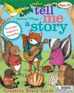 Tell Me a Story: Animal Village