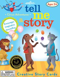 Tell Me a Story: Circus Adventures