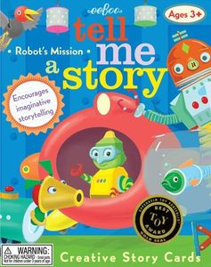 Tell Me a Story: Robot's Mission