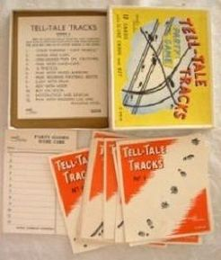 Tell-Tale Tracks