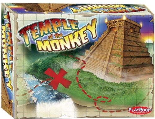 Temple of the Monkey