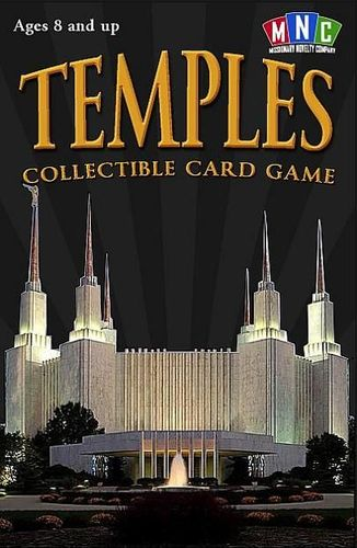 Temples Collectible Card Game