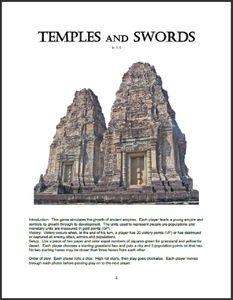 Temples & Swords