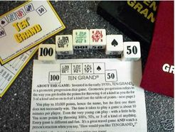 Ten Grand The Dice Game