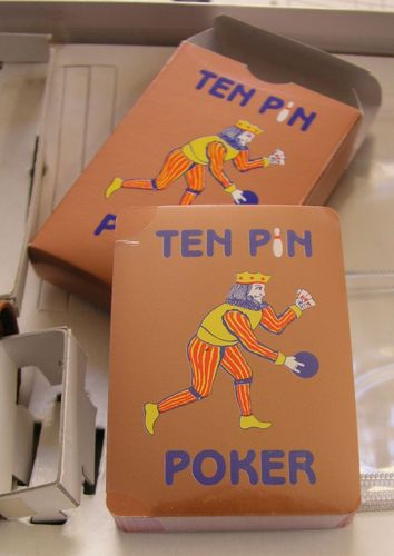 Ten Pin Poker