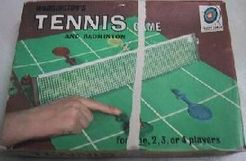 Tennis Game and Badminton