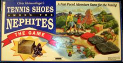 Tennis Shoes Among the Nephites: The Game