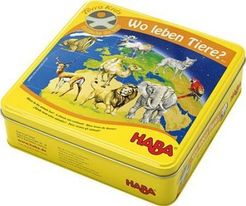 Terra Kids: Wo leben Tiere?