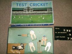 Test Cricket Game