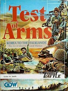 Test of Arms