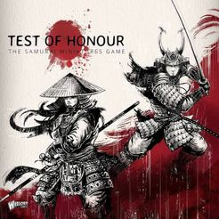 Test of Honour: The Samurai Miniatures Game