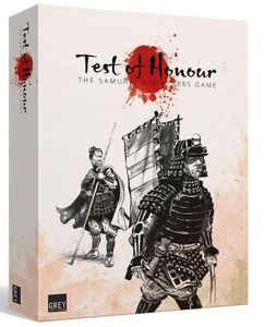 Test of Honour: The Samurai Miniatures Game Gaming Set (Second edition)