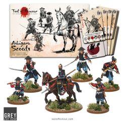 Test of Honour: The Samurai Miniatures Game – Ashigaru Scouts
