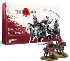 Test of Honour: The Samurai Miniatures Game – Daimy?'s Retinue