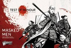 Test of Honour: The Samurai Miniatures Game – Masked Men