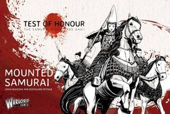 Test of Honour: The Samurai Miniatures Game – Mounted Samurai
