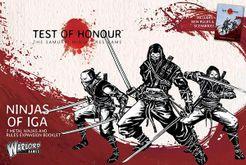 Test of Honour: The Samurai Miniatures Game – Ninjas of Iga