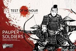 Test of Honour: The Samurai Miniatures Game – Pauper Soldiers