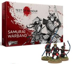 Test of Honour: The Samurai Miniatures Game – Samurai Warband