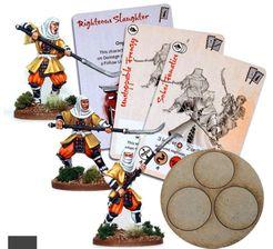 Test of Honour: The Samurai Miniatures Game – Sohei Fanatics
