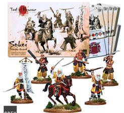 Test of Honour: The Samurai MIniatures Game – Sohei Temple Guard