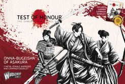 Test of Honour: The Samurai Miniatures Game – The Onna-bugeisha of Asakura