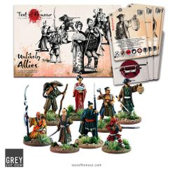 Test of Honour: The Samurai Miniatures Game – Unlikely Allies