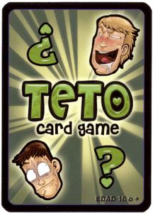 TETO, the cardgame