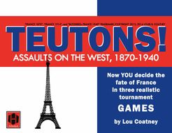 Teutons!: Assaults on the West, 1870-1940