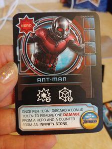 Thanos Rising: Avengers Infinity War – Ant-Man Promo Card
