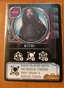 Thanos Rising: Avengers Infinity War – Eitri Promo Card