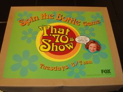 That 70's Show Spin the Bottle Game