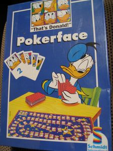 That's Donald Pokerface