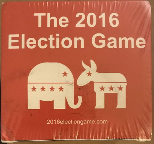 The 2016 Election Game