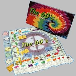 The 60's: A Game for Your Generation