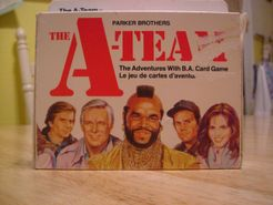 The A-Team: The Adventures with B.A. Card Game