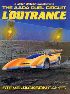 The AADA Duel Circuit: L'Outrance – A Car Wars Supplement