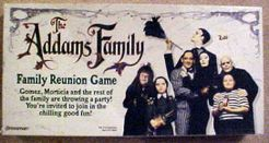 The Addams Family Family Reunion Game