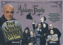 The Addams Family: Find Uncle Fester! Card Game