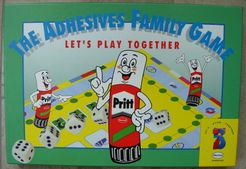 The Adhesives Family Game