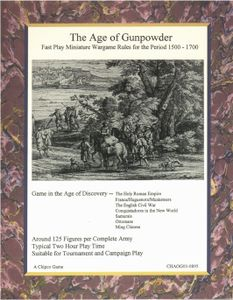 The Age of Gunpowder