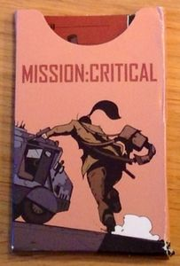 The Agents: Mission: Critical