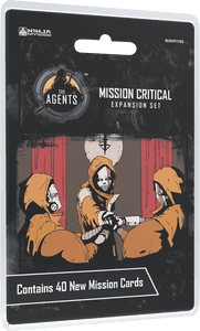 The Agents: Mission Critical Expansion Set (second edition)