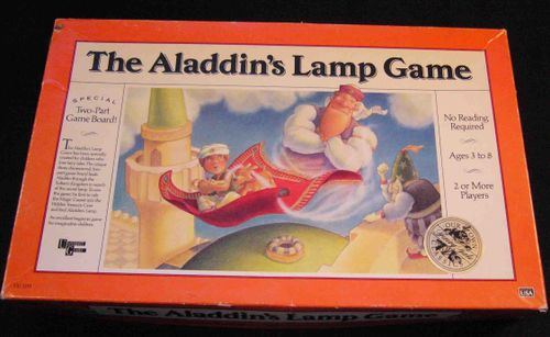 The Aladdin's Lamp Game