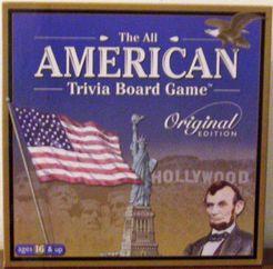 The All American Trivia Board Game