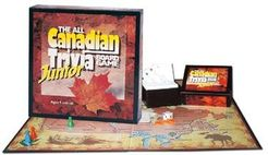 The All Canadian Trivia Board Game: Junior Edition