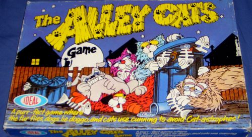 The Alley Cats Game