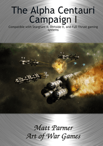 The Alpha Centauri Campaign I