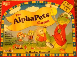 The AlphaPets Game